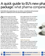 Pharmaceutical Executive Europe