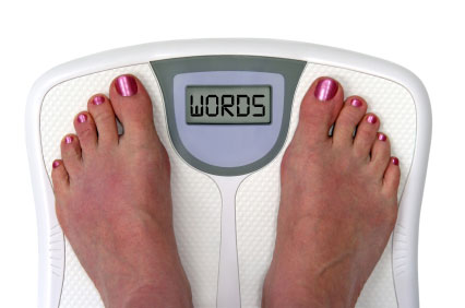Lose ten pounds… of unwanted words