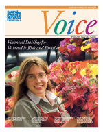 "Casey Family Services ""Voice"" Magazine W08"