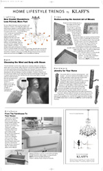Klaff's New York Times Advertorial