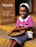 Wyeth Citizenship Report 2008